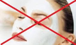 маска с димексидом ожог