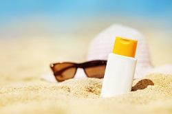 безопасный загар на солнце