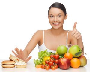 диета при прыщах