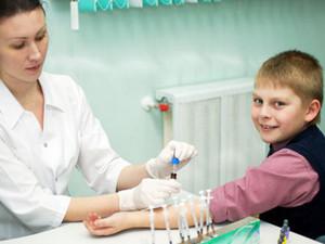 Кровь на аллергены у ребенка